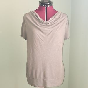 Grey Blouse Catos Brand Size Large